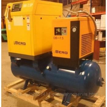 Винтовой компрессор Berg ВК-11РО-500 12