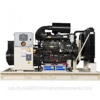 Дизельный генератор Hertz HG 133 DC