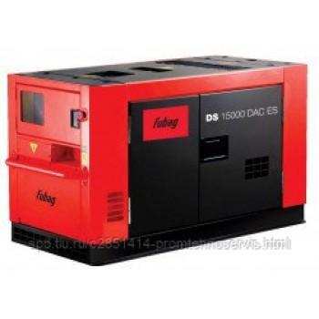 Дизельный генератор Fubag DS 15000 DAC ES с АВР