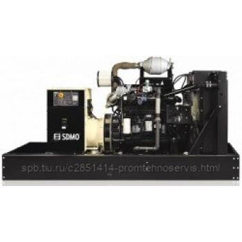 Газовый генератор SDMO GZ180 с АВР