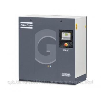 Винтовые компрессоры Atlas Copco GA15 VSD 13FF без N/СЕ/FM