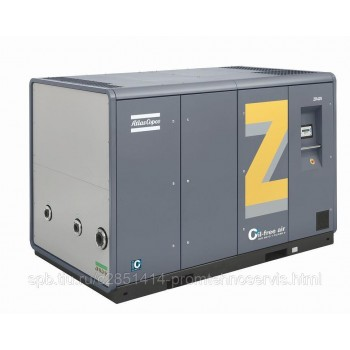 Зубчатый компрессор Atlas Copco ZR 132 VSD - 10.4 бар