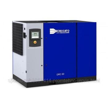 Винтовой электрический компрессор Ceccato DRC 60/10 DRY