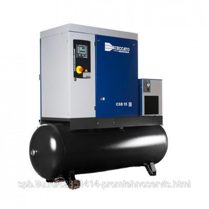 Винтовой электрический компрессор Ceccato CSB 20/8 500 IVR
