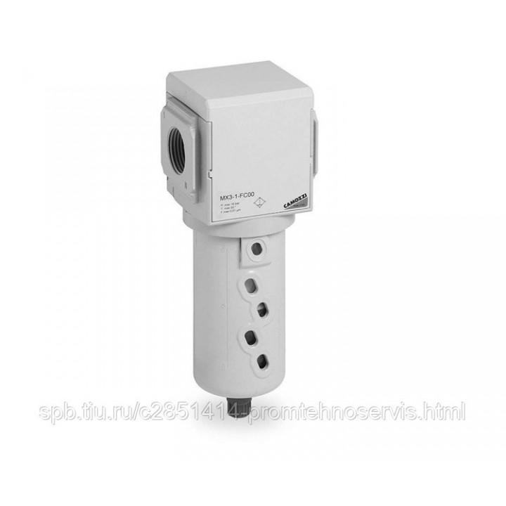 Магистральный фильтр 1 Camozzi MX3-1-F00 (25 мкм)