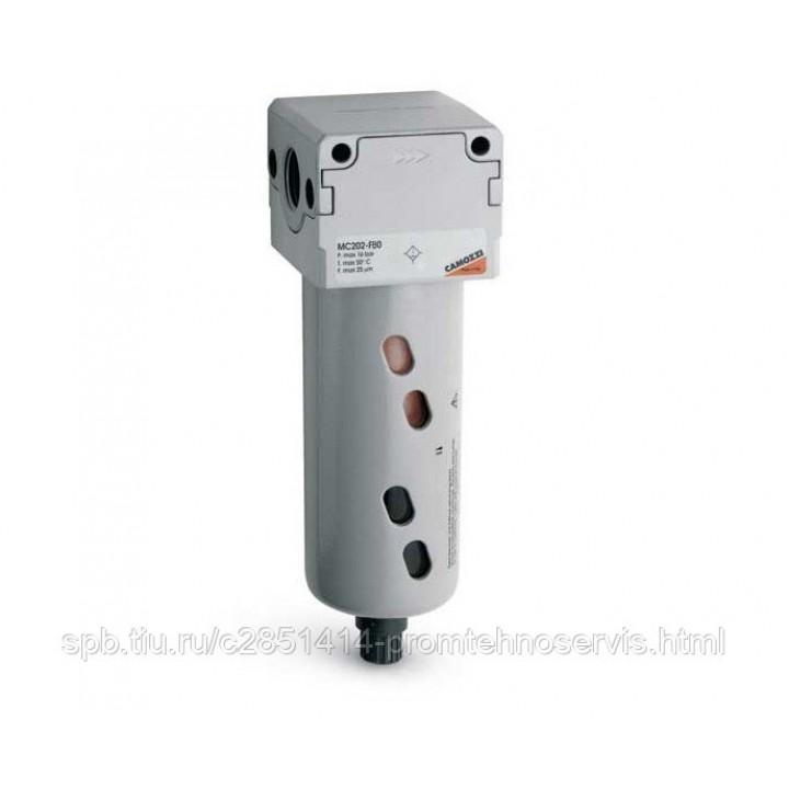 Магистральный фильтр Camozzi МС104-1/4-F00 (25 мкм)