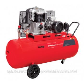 Поршневой компрессор Fubag B8600B2/270 CT7.5