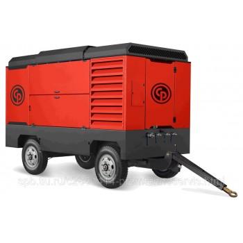 Передвижной компрессор Chicago Pneumatic CPS500E
