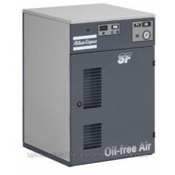 Спиральный компрессор Atlas Copco SF 1 8FF FM