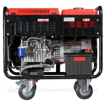 Дизельный генератор Fubag DS 14000 DA ES с АВР