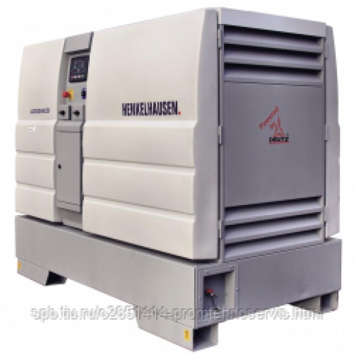 Дизельный генератор Henkelhausen ADG 0042 C