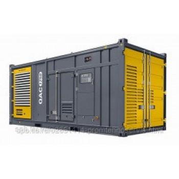 Дизельный генератор Atlas Copco QAC 1250 с АВР