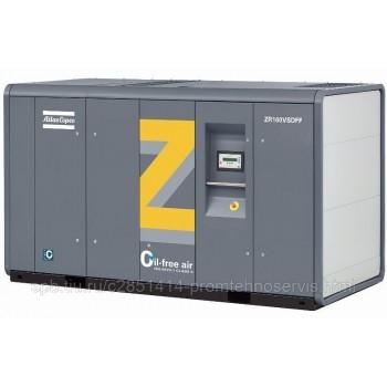 Зубчатый компрессор Atlas Copco ZT 160 VSD - 10.4 бар