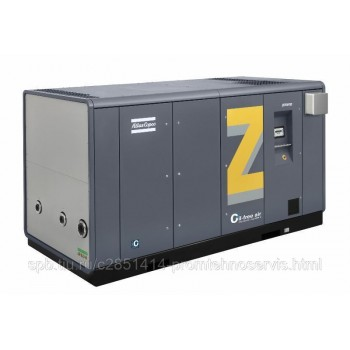 Зубчатый компрессор Atlas Copco ZR 700 VSD - 8,6 бар