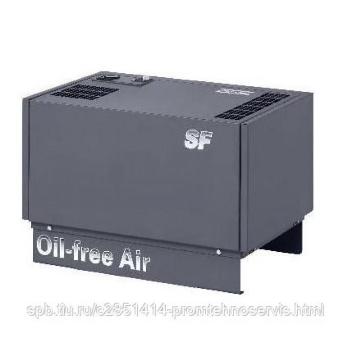 Безмасляный спиральный компрессор Atlas Copco SF 2 8P