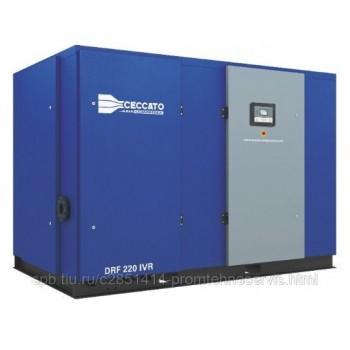 Винтовой электрический компрессор Ceccato DRF 180/7 IVR