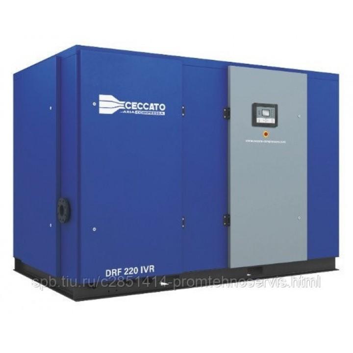 Винтовой электрический компрессор Ceccato DRF 180/8 IVR