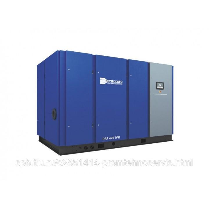 Винтовой электрический компрессор Ceccato DRF 420/7 IVR
