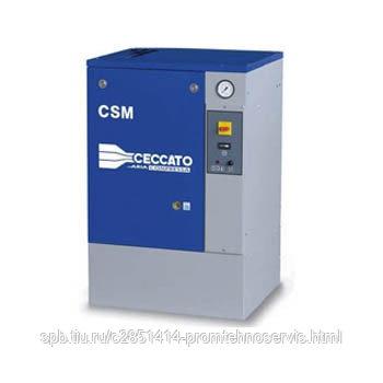 Винтовой электрический компрессор Ceccato CSM 5,5B MINI 8 бар