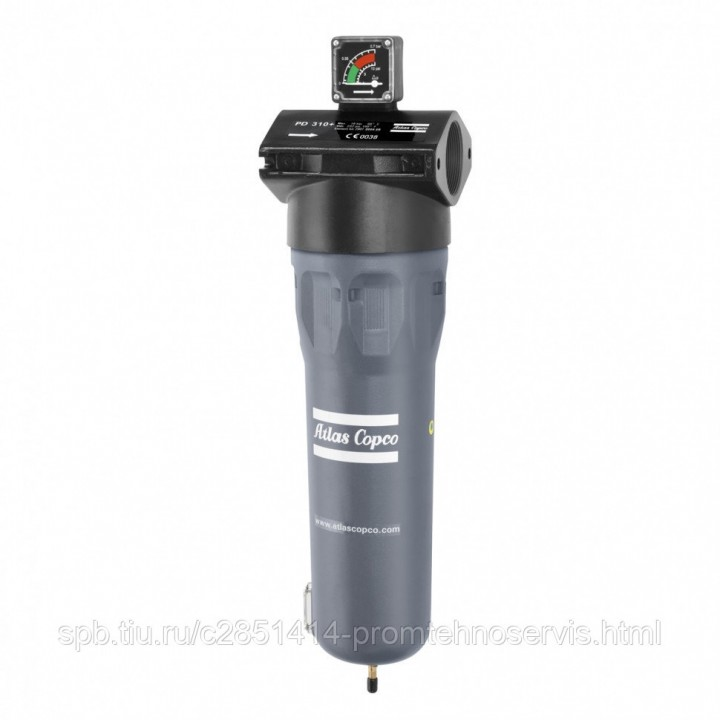 Магистральный фильтр Atlas Copco DD, PD, DDp, PDp, QD 550+