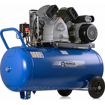 Поршневой компрессор Remeza СБ 4/С- 50 LB 30 3 кВт