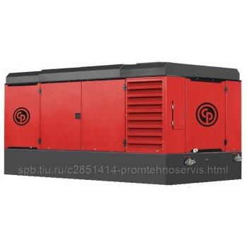 Передвижной компрессор Chicago Pneumatic CPS650-12