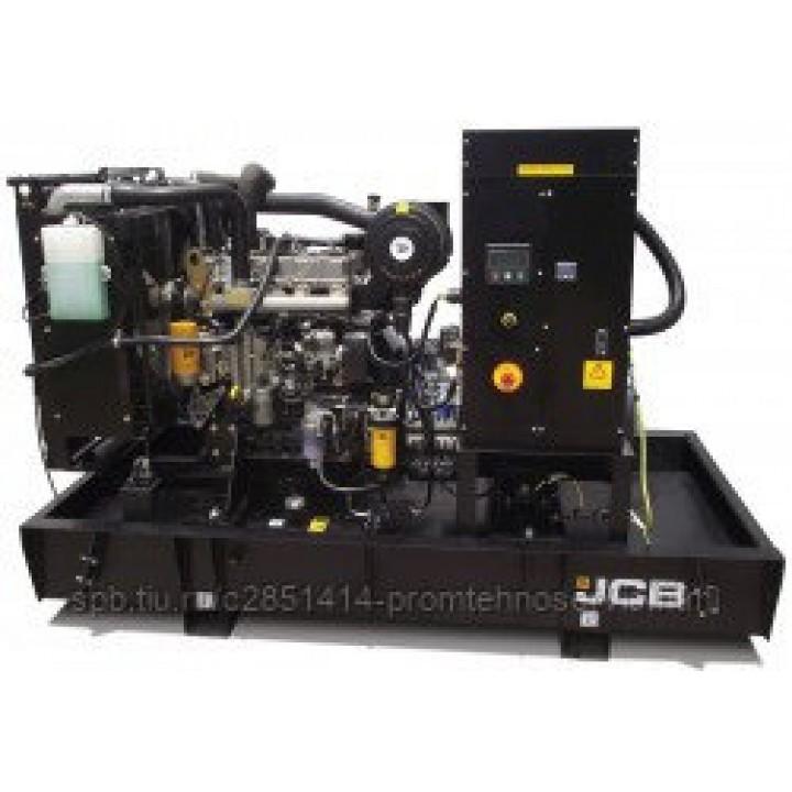 Дизельный генератор JCB G65S с АВР