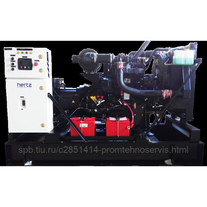 Дизельный генератор Hertz HG 110 CC с АВР