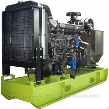 Дизельный генератор Doosan MGE 160-Т400