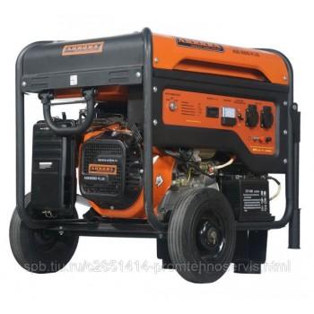 Бензиновый генератор Aurora AGE 8500D PLUS