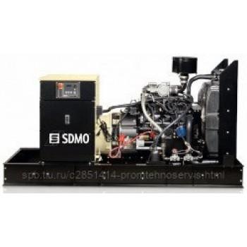 Газовый генератор SDMO GZ25 с АВР