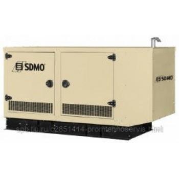 Газовый генератор SDMO GZ25-IV с АВР
