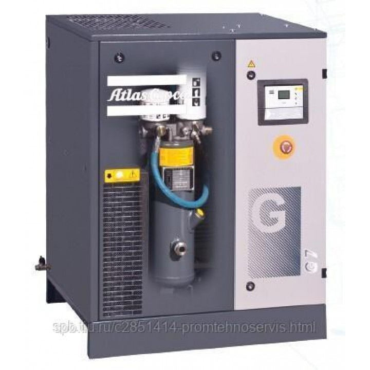 Винтовой компрессор Atlas Copco G7 10P