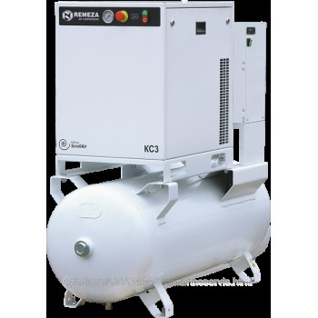 Безмасляный спиральный компрессор Remeza КС5-8(10)-270Д