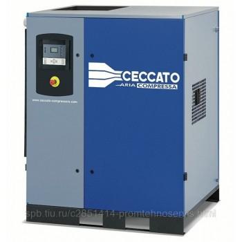 Винтовой электрический компрессор Ceccato DRB 40/10 D CE 400 50 с осушителем
