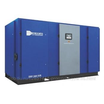 Винтовой электрический компрессор Ceccato DRF 341/8 IVR