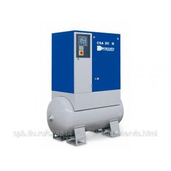 Винтовой компрессор Ceccato CSA 20/8 500 D 400/50 G2