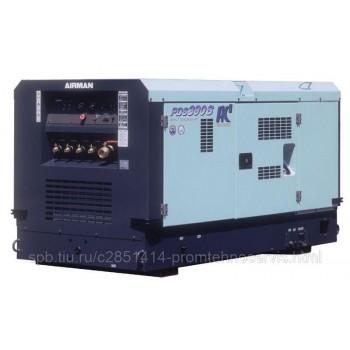 Передвижной компрессор Airman PDS390SC