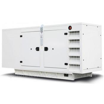 Дизельный генератор Hertz HG 11 MC в кожухе с АВР