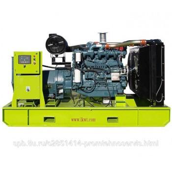 Дизельный генератор Doosan MGE 200-Т400