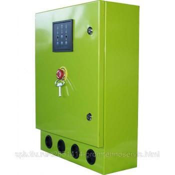 Дизельный генератор Doosan MGE 250-Т400 в кожухе с АВР