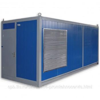 Дизельный генератор SDMO D440 в контейнере с АВР
