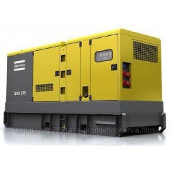 Дизельный генератор Atlas Copco QAS 275
