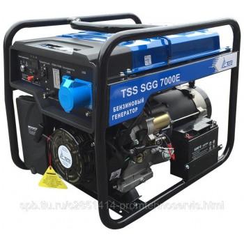 Бензиновый генератор ТСС SGG 7000E