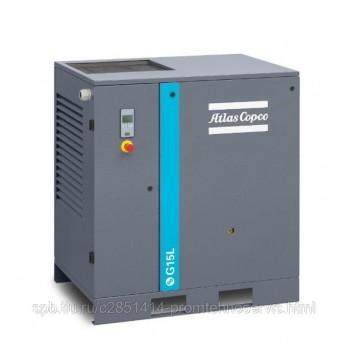 Винтовой компрессор Atlas Copco G 15L 13 FF