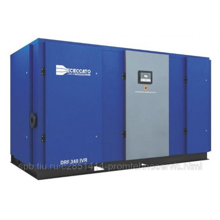 Винтовой электрический компрессор Ceccato DRF 340/13 IVR