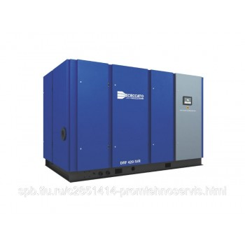 Винтовой электрический компрессор Ceccato DRF 420/10 IVR