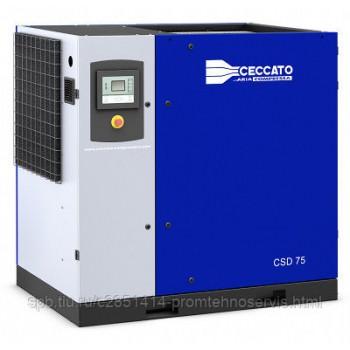 Винтовой компрессор Ceccato CSD 75 A 8 CE 400 50