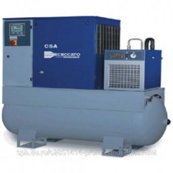 Винтовой компрессор Ceccato CSA 15/10 500 D 400/50 G2