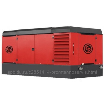 Передвижной компрессор Chicago Pneumatic CPS580-14